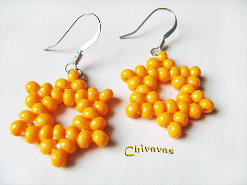 Fosforově Oranžové Hvězdy
