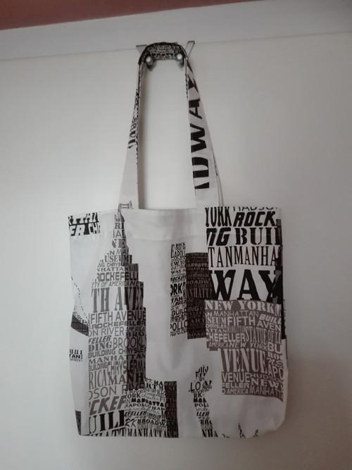 Taška - nákupka látková - New York