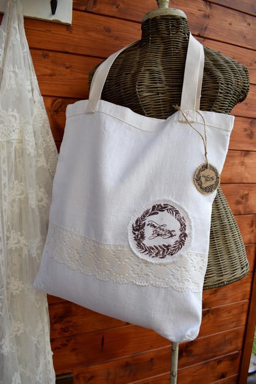 Lněná taška VI.