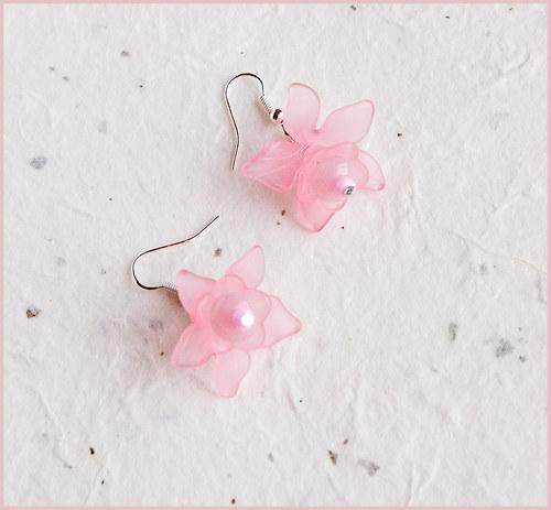 Kytičky růžové