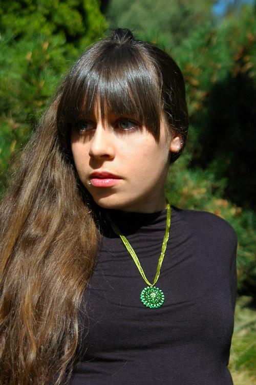 Zelená paleta...VÝPRODEJ