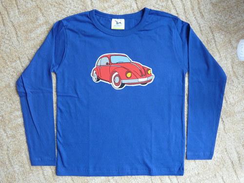 Tričko s autem - ! SLEVA !