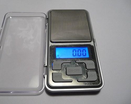 AKCE!!! Digitální precizní váha ZZH-100