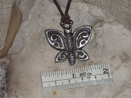 Přívěsek-Motýlek