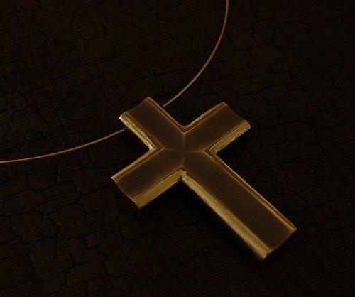 Křížek - titan