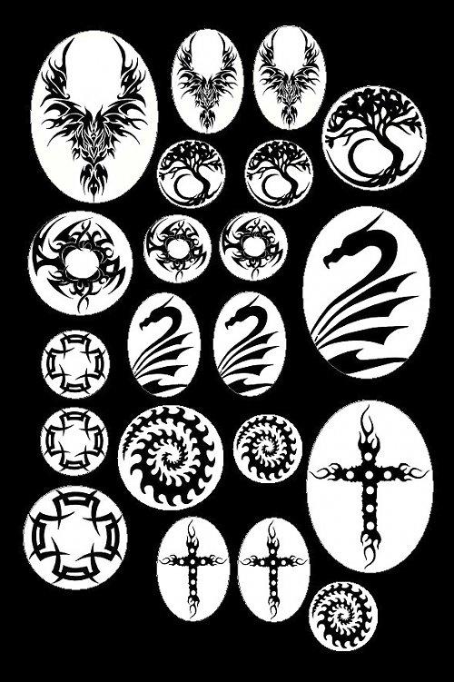 tatoo inverze