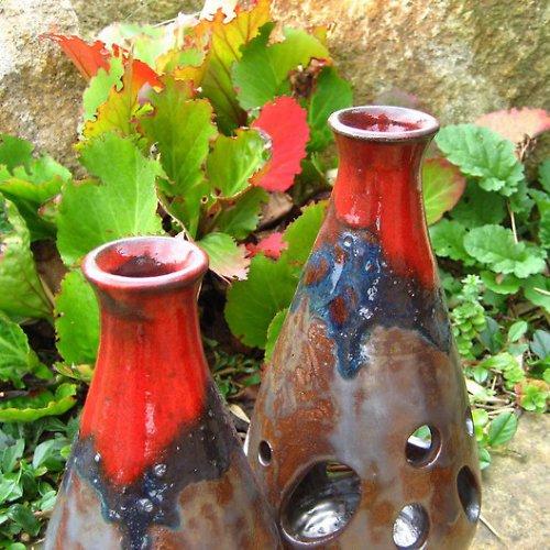 Vázy INFERNO - baculky