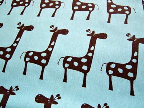 Žirafy - panel