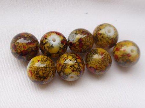 Kraklované kuličky č. 7 - 12 mm