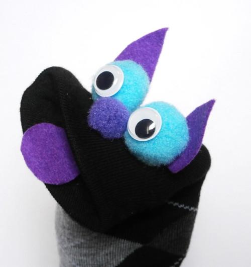 Maňásek ponožkáček  č.589