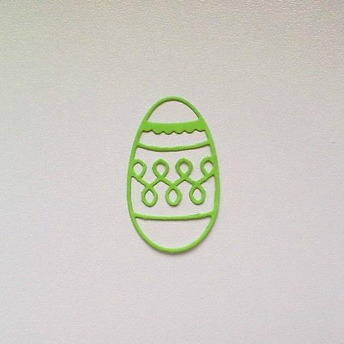 Výsek - Velikonoční kraslice