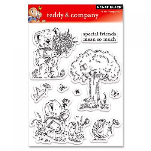 Teddy a přátelé