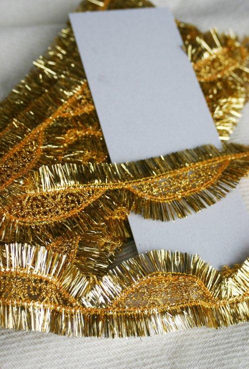 Lemovka zlatá 5cm