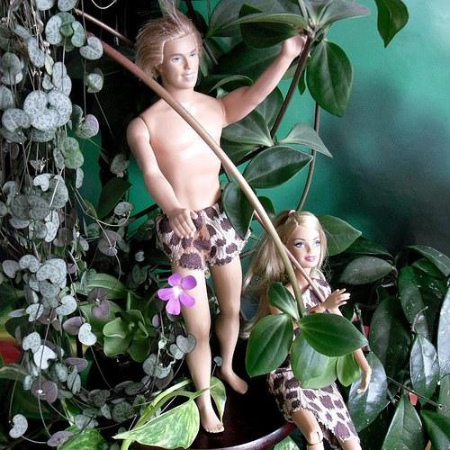 Tarzan a Jane