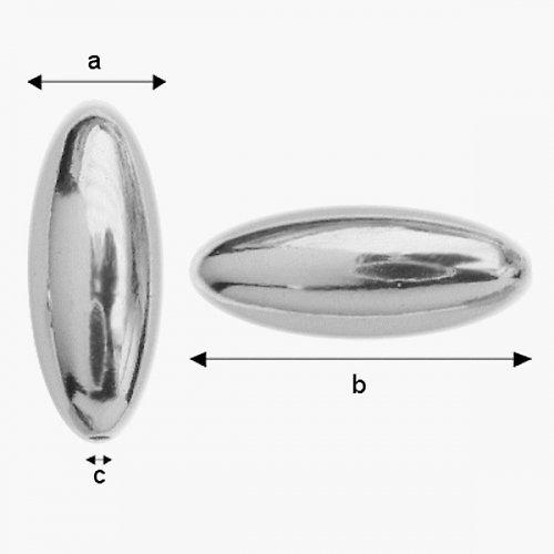 Korálek stříbro Ag 925/1000