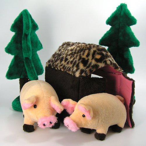 Prasátko Drobeček - autorská hračka