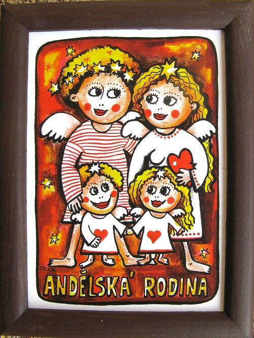 Andělská rodina