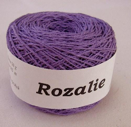 Rozalie - 401 fialková
