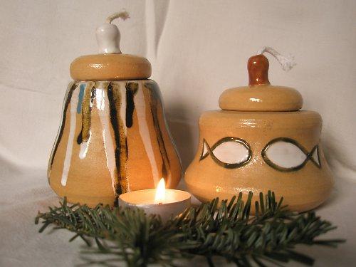 Lampa na olejíček-polívaná!