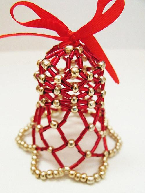 červenozlatý zvonek