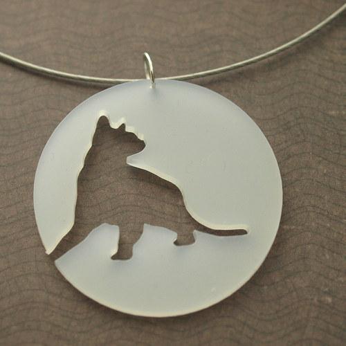 Pro kočku I... náhrdelník