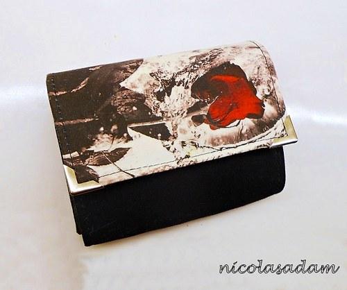 Harmoniková-  4 - 8 karet dvě měny