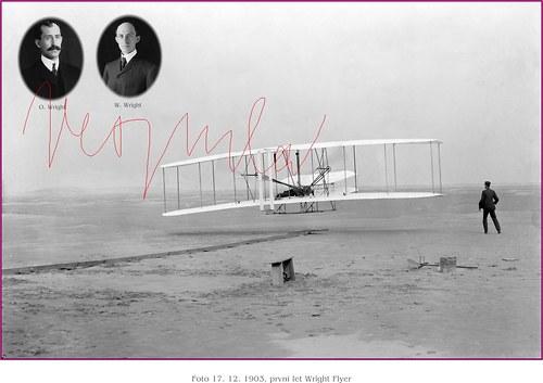 Počátek letectví