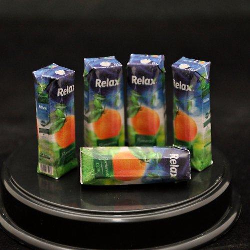 Minijuice relax pomeranč