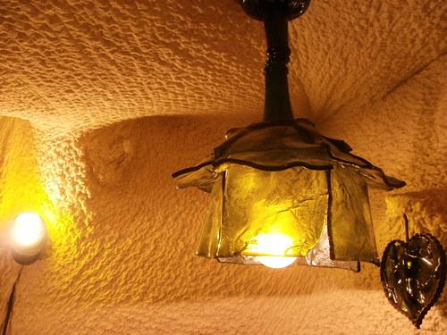 . .lampy : zvonek šampaňský