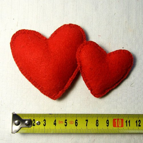 Srdce 2 ks