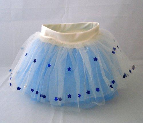 Tylová sukně Vodní víla (6-10 let)