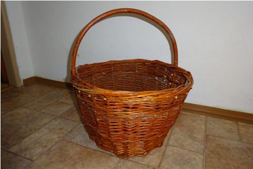 Bramborový košík
