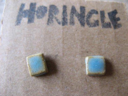 Horingle modré čtverečky