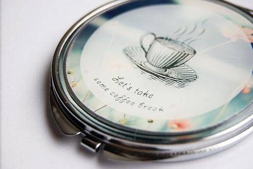 Let\'s take some coffee break zrcátko