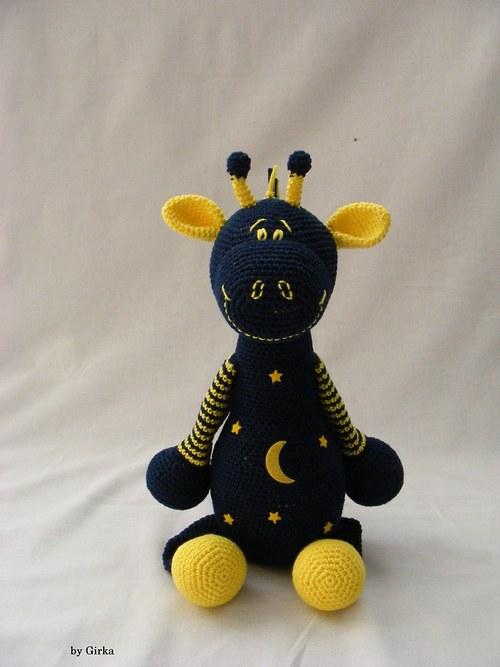 Žirafa - Spáčiková