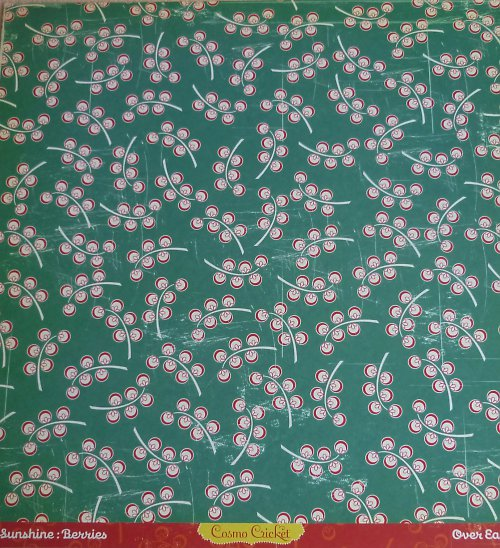 Papír Berries - kolekce Hello Sunshine