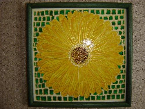 Mandala Slunečnice