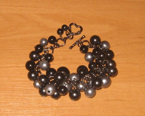 Černošedé perličky...