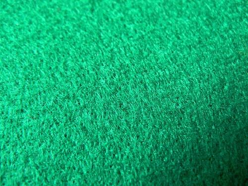 Plsť zelená 3mm