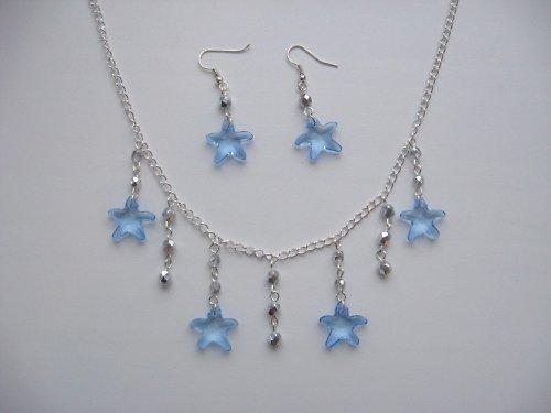Modré hvězdičky