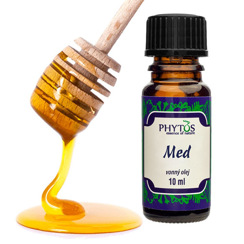 Med - vonný olej 10ml