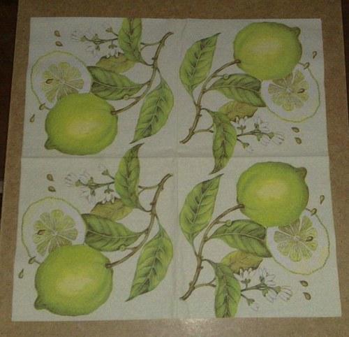 ubusky ovoce