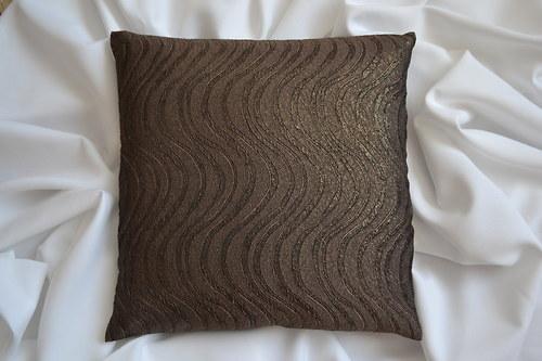 Brokátový povlak na polštář