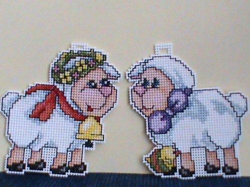beránek a ovečka