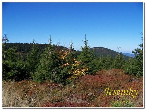 krása jesenického podzimu