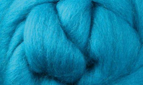 Česanec Corriedale Turquoise 20 g