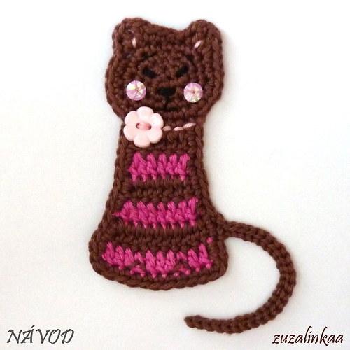 Návod - Kočička I (aplikace)