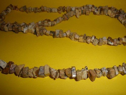 Magnezit náhrdelník