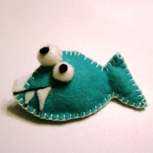 Kousavá rybička