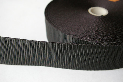 Popruh 40 mm černý